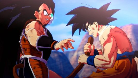 Dragon Ball Z: Kakarot scrapes a second week atop the UK Charts