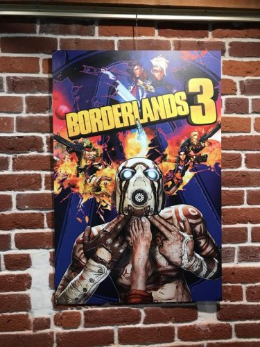 Borderlands 3 Box Art Could've Featured a Psycho's Foot on the Cover