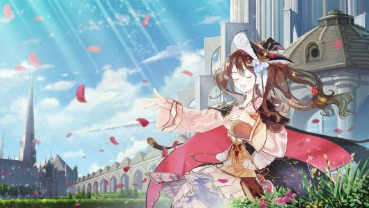 Atelier Online codes - free ether and experience potions