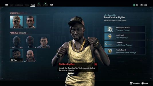 Watch Dogs Legion Character Traits & Abilities Guide