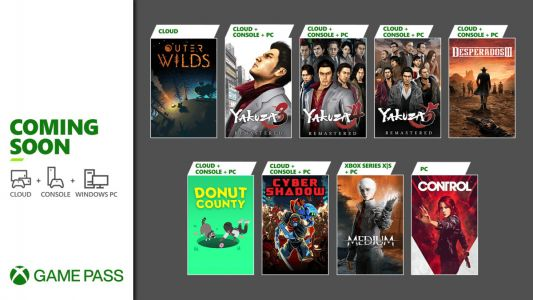 Xbox Game Pass Adds The Yakuza Remastered Collection, Outer Wilds, and More