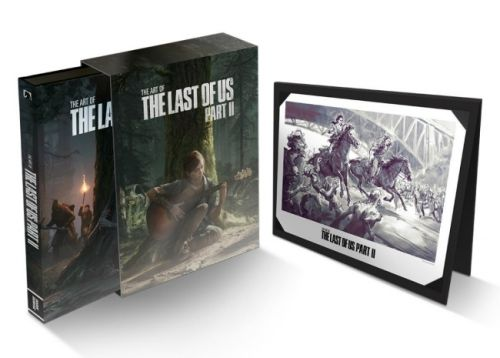 Dark Horse's The Last of Us Part II Art Book Will Receive a Gorgeous Deluxe Edition