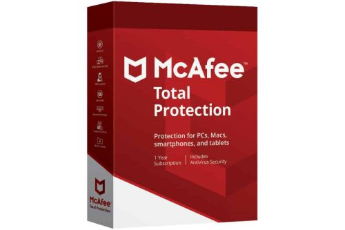 Protect 3 Devices With McAfee Total Protection For $17 In This One-Day Sale