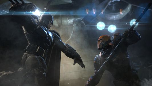 Batman: Arkham Origins Voice Actor Possibly Teases News Coming Soon