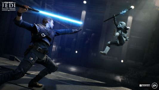 "EA is Working on ""A Number of"" Unannounced Star Wars Games"