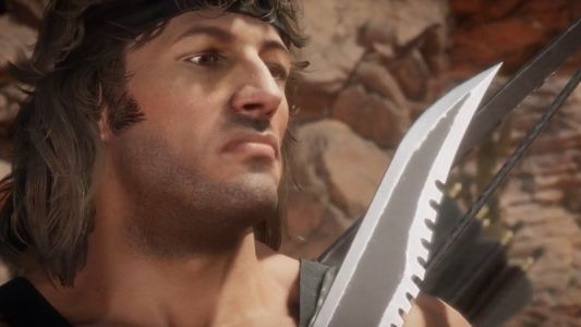 Rambo Spills First Blood In Mortal Kombat 11 Ultimate Gameplay Reveal