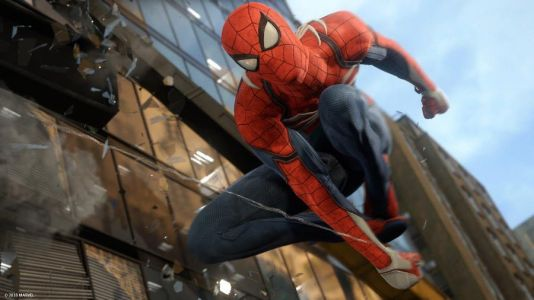 Marvel's Spider-Man Best-Selling Superhero Video Game of All-Time in the US