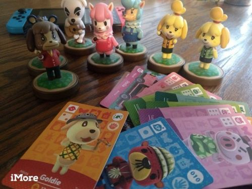 Will Animal Crossing: New Horizons work with amiibo?