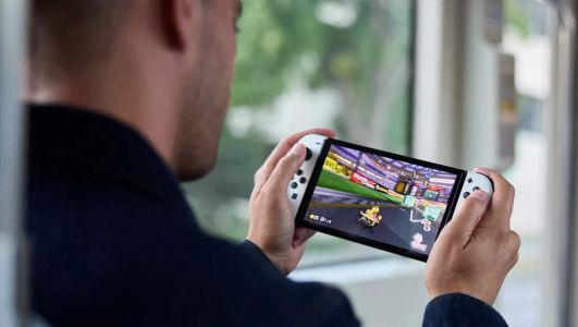 Nintendo Switch OLED review | The definitive handheld experience