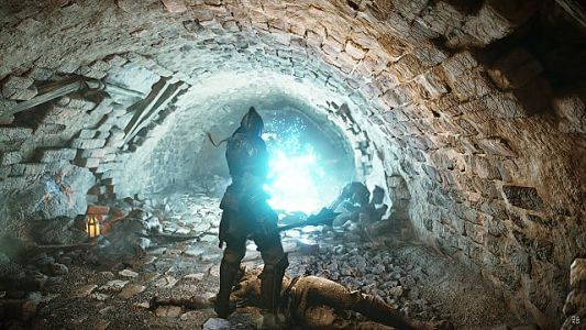 Demon's Souls Second Gameplay Trailer Mines the Beauty of Stonefang Tunnel