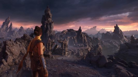 Unreal Engine 5 Available Now in Early Access