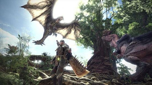 Capcom says there are no plans for Monster Hunter World on Switch, teases next game without mentioning platforms