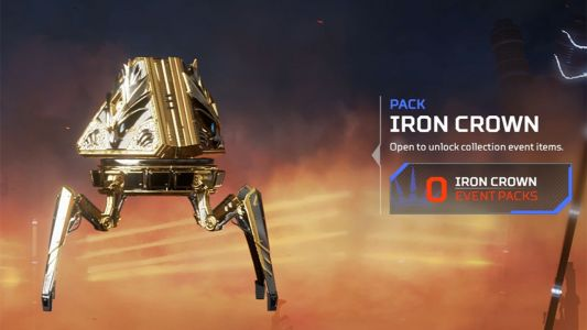 Apex Legends How to Get Iron Crown Packs