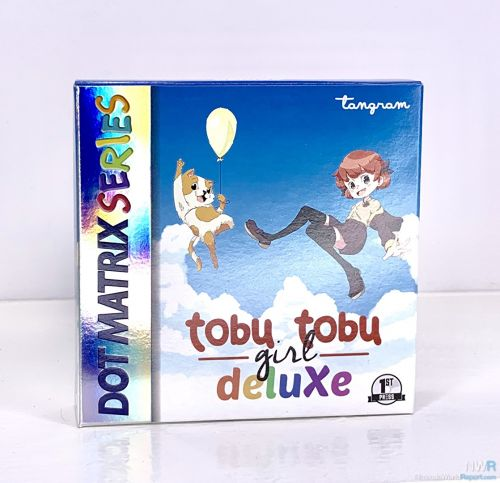 New GameBoy Game Tobu Tobu Girl Deluxe Unboxing