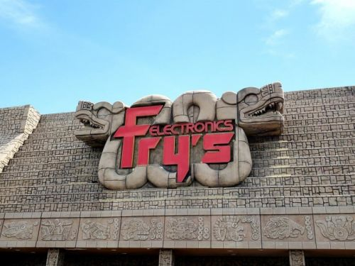 Fry's Electronics Officially Shuts Down
