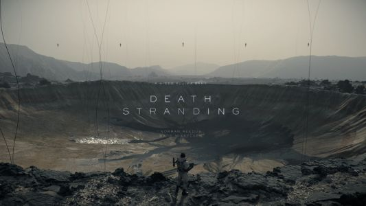 Death Stranding Is In 'Key Time' of Development