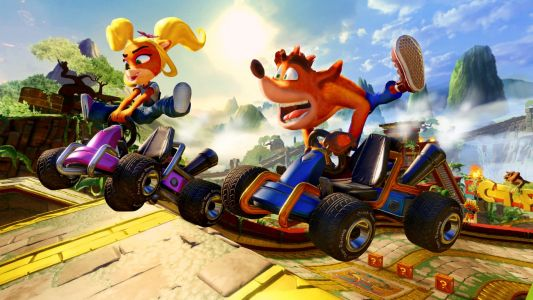 Crash Team Racing Nitro-Fueled's Final Grand Prix Live Now