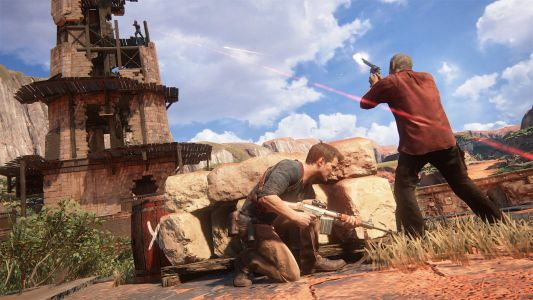 Uncharted 4 and DiRT Rally 2.0 are next for PS Plus