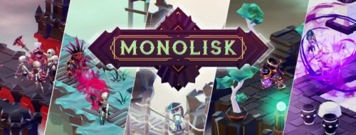 Monolisk is a new dungeon crawler available for pre-registration, and it looks great