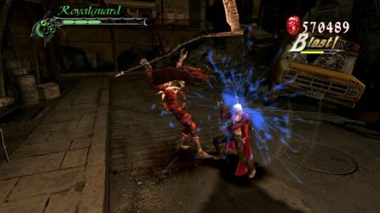 Devil May Cry 3 Special Edition Adds Style Change System to Switch Version