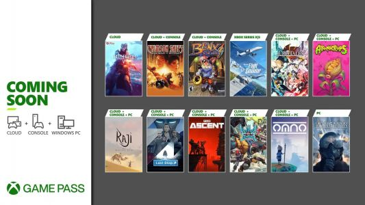 Xbox Game Pass Adds MS Flight Simulator, The Ascent, Blinx, Crimson Skies, and More