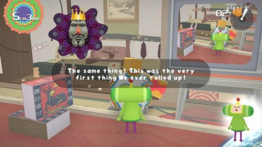 Katamari Damacy Reroll Is Out On PS4 And Xbox One Today And It Still Rules