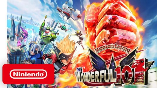 The Wonderful 101: Remastered Gets Launch Trailer