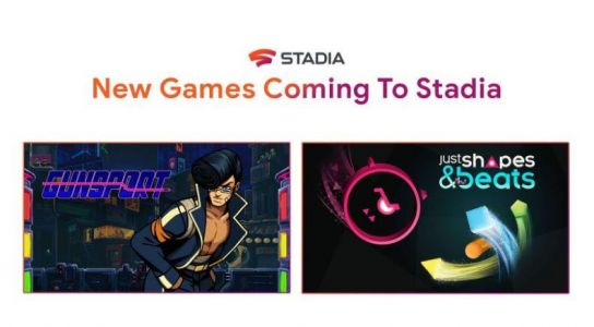 Stadia announces two new games
