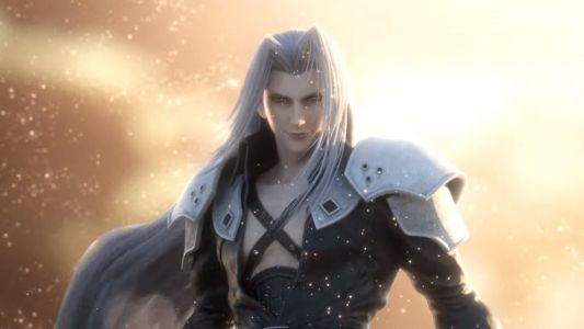 Super Smash Bros. Ultimate's new fighter is Final Fantasy's Sephiroth