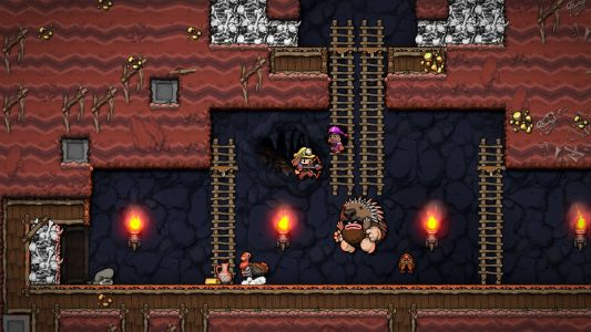Spelunky 2 players will need to wait until September 29 for the Steam release