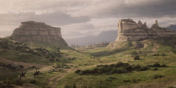 Red Dead Redemption 2 PC Trailer Showcases Draw Distance, Lighting Enhancements