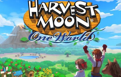 Harvest Moon: One World Coming to PlayStation 4