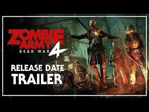 Zombie Army 4: Dead War Launches in 2020, Pre-Order Bonuses Detailed