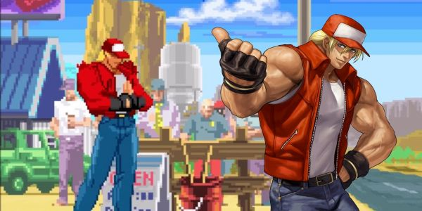 Super Smash Bros. Ultimate: Who is Terry Bogard? | Game Rant