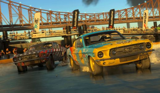 Unlike the Xbox versions, Dirt 5 on PS4 won't transfer save data to PS5