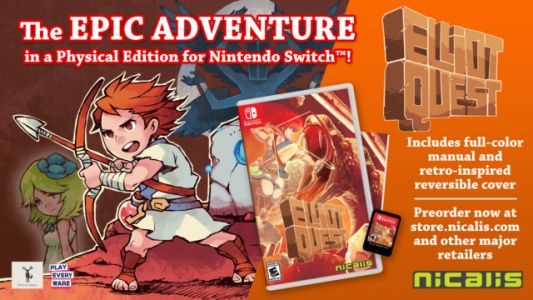 Nicalis Unveils Limited Physical Edition of Elliot Quest