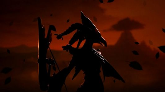 First 4 Figures Teases Breath Of The Wild Revali Statue