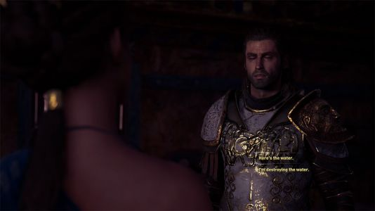 AC Odyssey Atlantis - Give The Water Or Destroy The Water