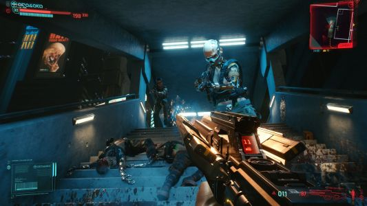 """Cyberpunk 2077 - """"Violence Has Been Taken to Extreme Measures"""" in Night City"""