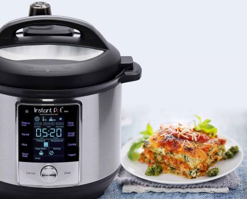 Save $120 On The Instant Pot Max - Cyber Monday Deals 2020