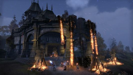 The Elder Scrolls Online Shows Off Stonethorn