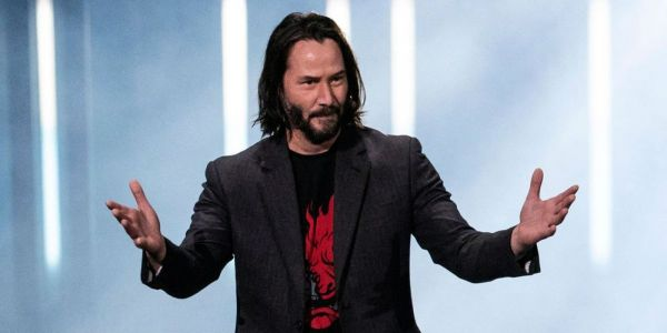 Kojima Would Like to Work With Keanu Reeves | Game Rant