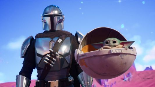 Fortnite Chapter 2 Season 5 Adds Baby Yoda, Hunters, Quests, And More