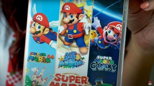 Nintendo will add inverted camera controls to all three games in the Super Mario 3D All-Stars collection