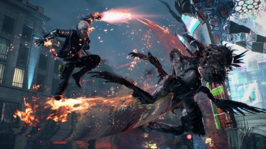Devil May Cry 5 Tops the Australian Charts