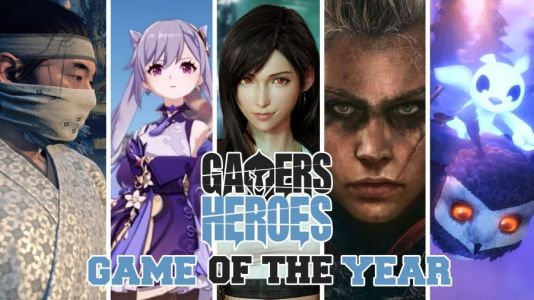 Gamers Heroes' 2020 Game of the Year Awards
