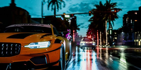 First Need for Speed Heat Gameplay Revealed | Game Rant