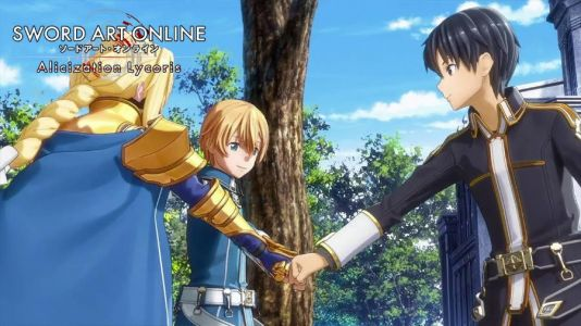 Sword Art Online Alicization Lycoris Gets Customization & Exploration Trailer