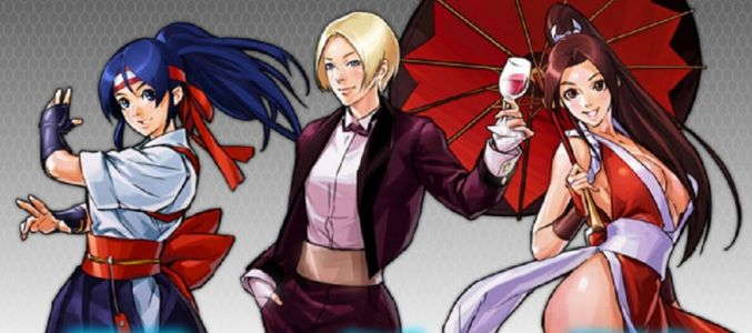 The King of Fighters 2002: Unlimited Match for PS4 pops up on Korean ratings board