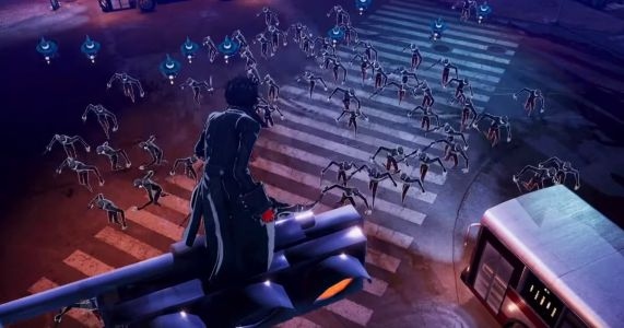 Put on your robe and wizard mask: Persona is getting a Warriors/Musou game